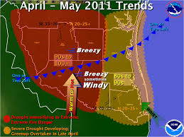Weather Map Texas Rio Grande Valley Deep South Texas Spring Weather Potential For