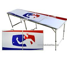 Custom Beer Pong Tables by Custom Folding Table Custom Folding Table Suppliers And