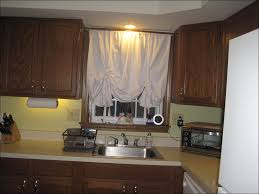 kitchen gray kitchen curtains contemporary kitchen curtains red