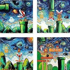 Retro Game Room Decor Absolutely Epic Game Room Wall Decor Gaming Wall Art