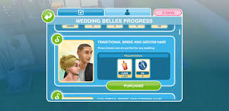 the sims freeplay wedding belles update walkthrough sims community