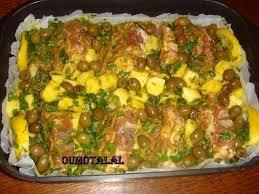cuisine familiale recette collier d agneau aux olives et pommes de terre la cuisine de oumotalal