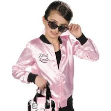 Halloween Costumes Pink Ladies 25 Pink Ladies Jacket Ideas Grease Pink
