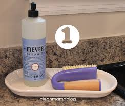 Ways To Clean And Polish A Kitchen Sink Clean Mama - Cleaning kitchen sink