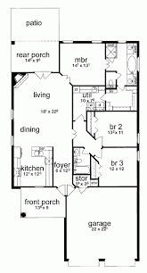 baby nursery easy house plans simple floor plans easy to build