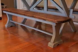 handmade english bench custom made benches by farmhouse table