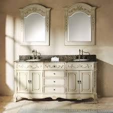 60 Bathroom Vanity Double Sink Naples 72 U201d Antique Double Sink Bathroom Vanity By James Martin