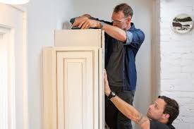 removing kitchen wall cabinets how to remove a kitchen cabinet hgtv