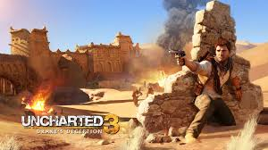 drake in uncharted 3 wallpapers hd wallpapers beautiful drake in uncharted 3 wallpapers hd wallpapers