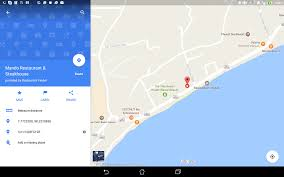 Goo Map Restaurant Finder Android Apps On Google Play