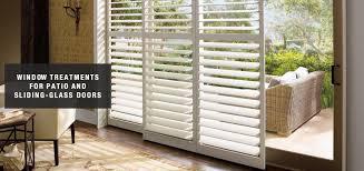 sliding doors horizontal blinds for patio runinsyn