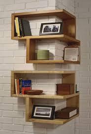 scaffali fai da te mensole in legno fai da te in legno 16 riciclo creativo