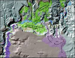 Little Creek Base Map Owyhee River Intracanyon Lava Flows Does The River Give A Dam
