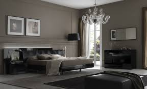 bedrooms elegant bedroom design with grey wall color paint and