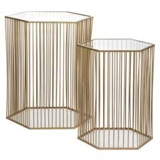z gallerie side table stixx end tables set of 2 end tables occasional tables