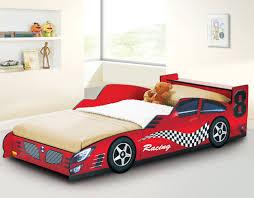 boys beds wayfair twin racing car bed