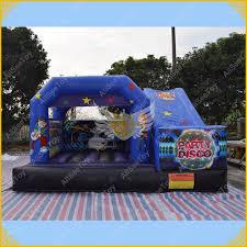 disco rental disco bouncy castles for kids castle slide combo