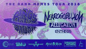 Saturn Meme - rings of saturn announces the dank meme u s tour