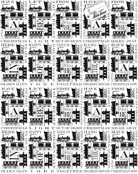 black and white christmas wrapping paper fourth day of christmas free wrapping paper eyre likes