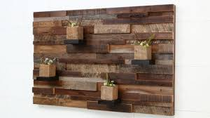 astounding ideas reclaimed wood wall decor colorful