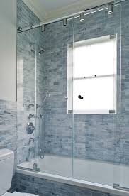 bathroom shower door ideas shower door ideas bathroom contemporary with blue bathroom blue