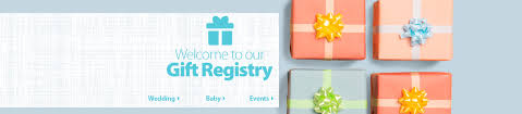 finding a wedding registry gift registry walmart