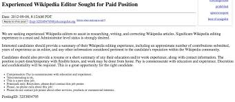 Seeking Ad File Craigslist Ad For Wp Editors Jpg
