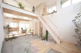 house design of japan white wall paint decoration in natural japanese interior has