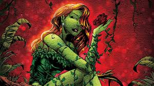 high resolution wallpapers widescreen poison ivy