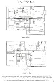 bed 2 story house plans with 4 bedrooms