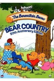 bears country dvd