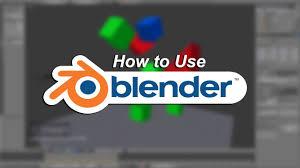how to use blender beginner tutorial youtube