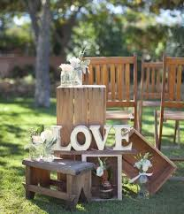 Backyard Wedding Centerpiece Ideas Beautiful Backyard Wedding Ideas Happywedd