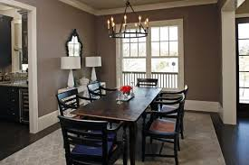 Weimaraner Paint Color Pottery Barn Taupe Paint Contemporary Dining Room Sherwin Williams