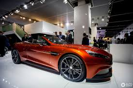 orange aston martin 2013 aston martin vanquish volante by q