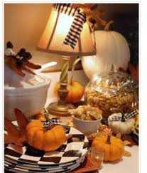 Fall Party Table Decorations - lydia how to create a fabulous fall party gardening pinterest