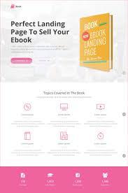 ebook layout inspiration ebook landing page templates themes free premium free