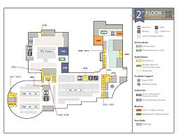 joyner library floor maps