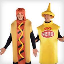 Hotdog Halloween Costume 30 Funny Halloween Couples Costumes Rofl
