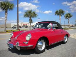 convertible porsche 356 1963 porsche 356 b cabriolet a very special one owner california