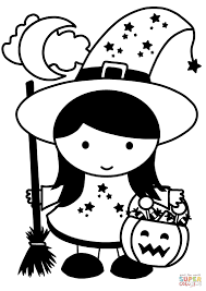 halloween coloring page free printable coloring pages