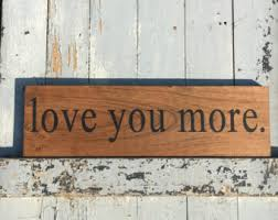 handmade you more sign etsy