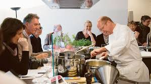 cours de cuisine avec un chef en cuisine avec un chef tre stelle