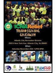 atlantic city thanksgiving giveaway atlantic city