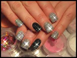 Nail Art Designs July 4 Glitter Acrylic Nails How You Can Do It At Home Pictures
