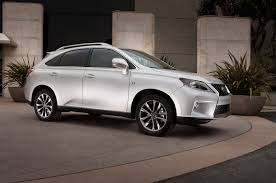 lexus car 2013 2013 lexus rx 350 f sport first drive automobile magazine