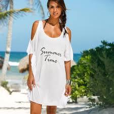 2017 summer dresses casual women beach dress tunic off shoulder