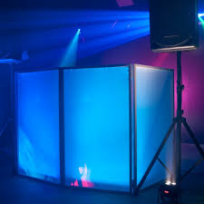 american dj lighting equipment adj event facade a great solution to conceal your equipment