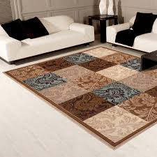 Brown And Blue Rug Best Area Rugs The Home Depot In Brown And Blue Rug Ideas Most
