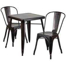 Black Metal Bistro Table Bistro Sets On Sale Bistro Table And Chairs Buy Outdoor